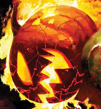 Jack O' Lantern (Marvel Villain) Halloween Inspirational Look
