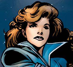 Shadowcat (1980s Excalibur Era) Inspirational Look.