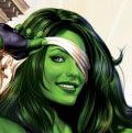 She-Hulk Inspirational Look!