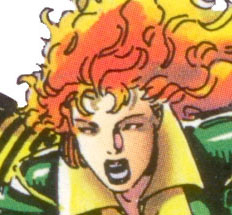 Siryn Inspirational Look!