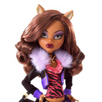 Clawdeen Wolf Monster High Inspired Halloween Collaboration!