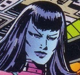 Nebula (Marvel Villain) Inspirational Look