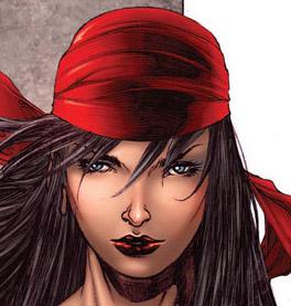 Elektra Inspired Look (Makeupbee/Lime Crime Collaboration)