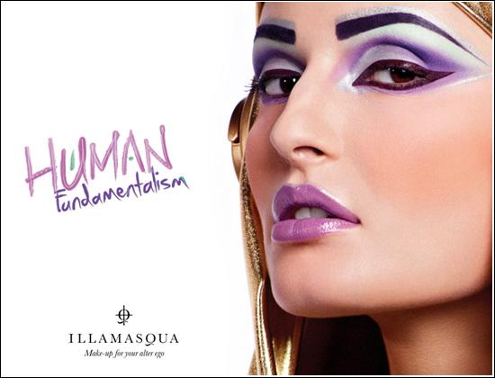 Illamasqua Human Fundamentalism Review!