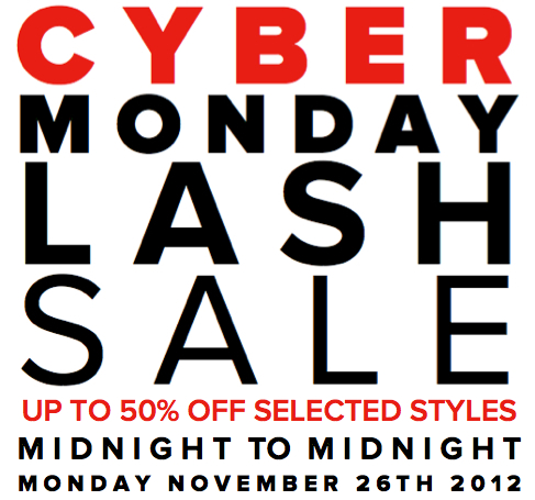Faux Lash Cyber Monday Sale!!!