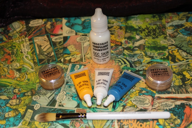 Obsessive Compulsive Cosmetics (OCC) Product Review!