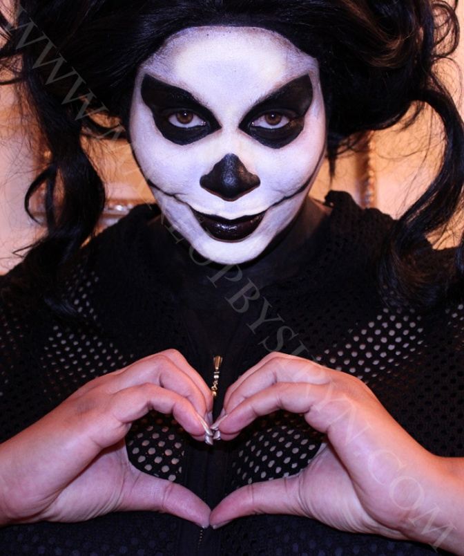 Killjoy Inspired Makeup (Halloween Series)